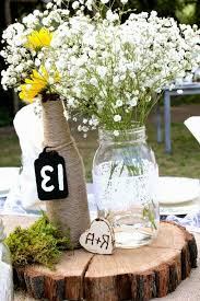 Fall Table Decorations With Mason Jars Awesome Mason Jars For Wedding Decorations Contemporary Styles 65