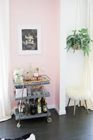 25 Pastel Accent Walls that Will Inspire You to Paint | Pink accent wall +  cute
