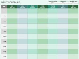Scheduling Forms Printable Time Management Excel Templates For Every Purpose Y Schedule