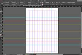 Indesign A4 12 Column Grid Template The Grid System