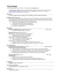 Fast Food Resume Example Fast Food Assistant Manager Resume Tier
