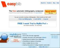 site of the week easybib com review rating com easybib
