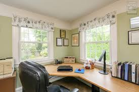 home office renovations. Quaint Home Office Where We Recently Installed These Two New Windows With Grilles . Renovations