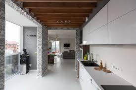1 minimalistic scandinavian style apartment white walls white