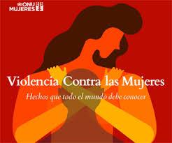 ▷ Día Internacional para la Eliminación de la Violencia contra la Mujer