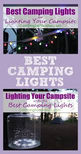 Best Camping String Lights Pin On Camping