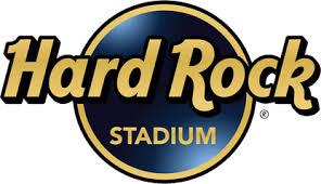 Miami Dolphins Seating Chart 2017 Hard Rock Stadium Wikipedia