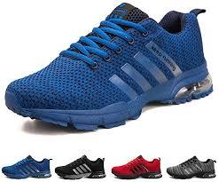 ziitop <b>Men's</b> Running Shoes Lightweight <b>Breathable Air</b> Cushion ...