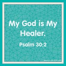 Image result for picture God heals