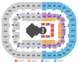 Flames Central Seating Chart Wolstein Center Seating Chart Cleveland