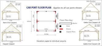 carport floorplan