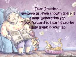 Birthday Wishes for Grandma | WishesMessages.com via Relatably.com