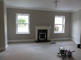 living room extension. new fireplace installed to living room extension