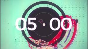 5 Minute Countdown Timer For Powerpoint 5 00 Minute Countdown Timer W Music Free Download Hd