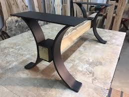 metal table legs metal table