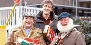 only fools and horses talk gold