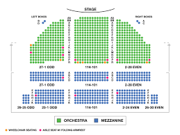 Citi Performing Arts Center Seating Chart Prototypic Citi Performing Arts Center Boston Seating Chart