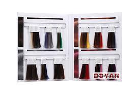 Boyan Hair Color Chart Ring Matrix Hair Colour Book Buy Hair Color Chart Hair Dye Color Cream Swatch Book Hair Colour Charts Product On Alibaba Com
