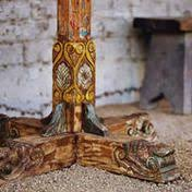 World Market Coat Rack HandCarved Coat Rack Craft by World Market For the Home 7