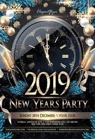 new year s template free new years eve flyer templates in psd by elegantflyer