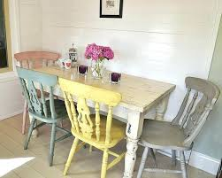 shabby chic dining set dining room chair ideas shabby chic round table and 4 chairs chic shabby chic dining