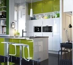 Kitchen Appliances Silver Rectangle Modern Apartment Kitchen