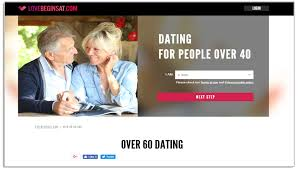 dating after age 60