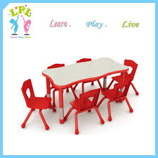 school table. Commercial School Furniture Type And Plastic Table
