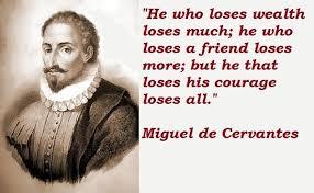 Quotes: Miguel de Cervantes on Pinterest via Relatably.com