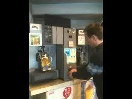 Beer Vending Machine Cool Draft Beer Vending Machine YouTube