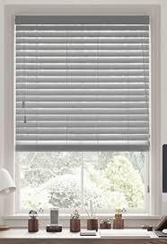 wood venetian blinds.  Blinds Image For Ecowood Blizzard Grey Satin  Venetian Blind  To Wood Blinds D