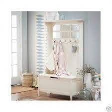 white entryway furniture. hall tree coat rack stand storage bench home furniture entryway white