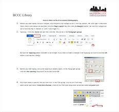 Mla Template Download Format Essay Works Cited