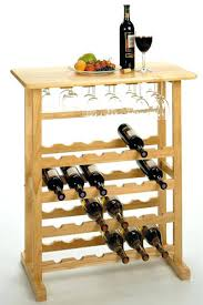 wine rack bar table. Bar Table With Wine Rack Black Pub L