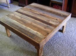 rustic coffee table rustic wood coffee table