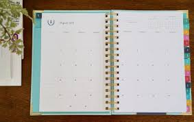 Peek Inside The Simplified Planner 2016 Weekly Edition Cup