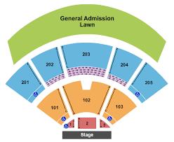 Veterans United Amphitheater Seating Chart Virginia Beach