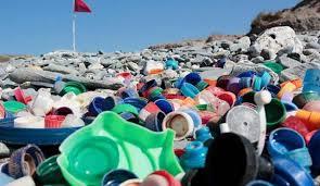 Resultado de imagen de fotos de la contaminación por plástico