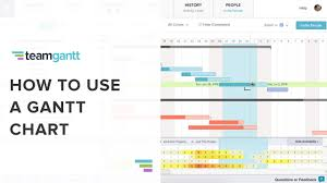 How To Use A Gantt Chart