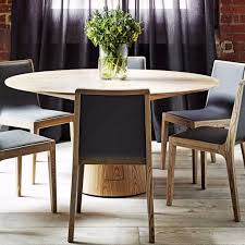 oak round dining table adorable nikau classique round dining table oak x