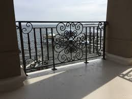 A stair railing kit provides your home with class and sophistication. Exterior Wrought Iron Railings Outdoor Wrought Iron Stair Railings