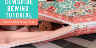 how to calculate merements for a custom cosmetic bag with zipper top closure