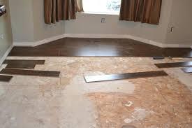 best laminate flooring vapor barrier starting first row on a straight