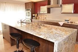 Kitchen Granite Island Modern For Sale Ireland Top Overhang