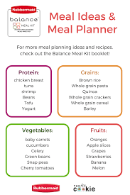 meal planner free meal planning made simple free meal planner the fit cookie