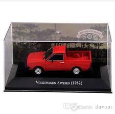 2019 IXO 1:43 Scale VW Saveiro 1982 Auto Show Models Toys Cars ...