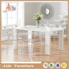 clear plastic furniture. china clear plastic chair transparent ghost for living room furniture