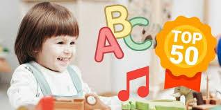 top 50 list of nursery rhymes por
