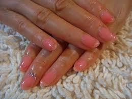 ピンク色で決める浴衣ネイルデザインとやり方