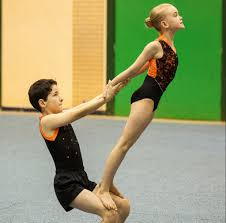 Image result for what is acrobatic gymnastics